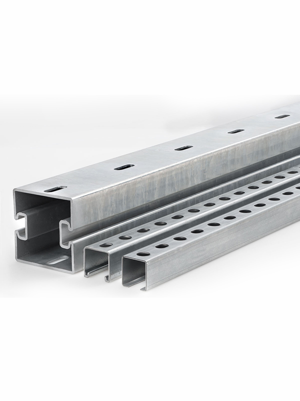 rail metallique ø 20/30/40